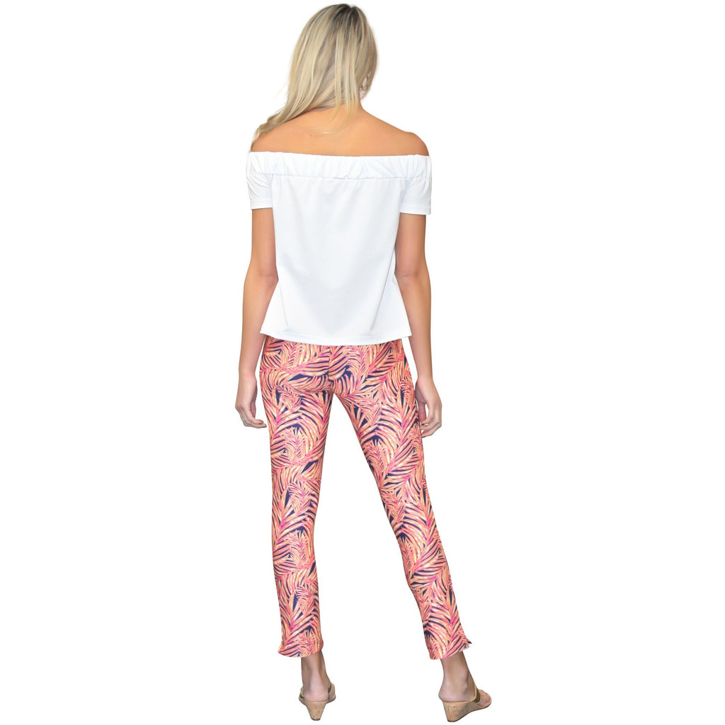 Kaeli Smith Rowan Ankle Pant in In The Palm Of My Hand (XS-XL)