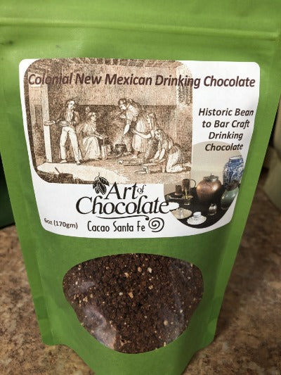 Colonial New Mexico Drinking Chocolate