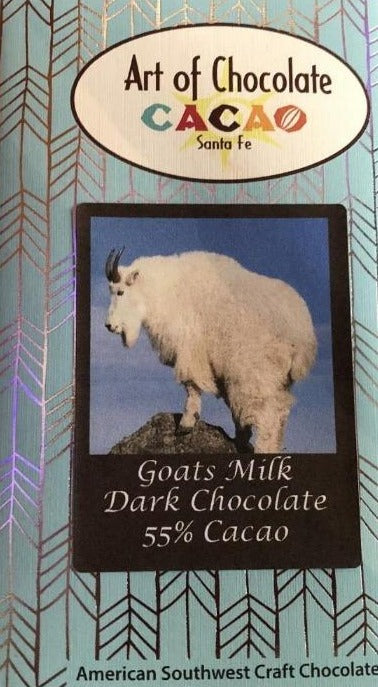 Goats Milk 55% Dark Milk chocolate