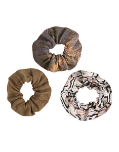 Malabar Scrunchie Set