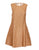 Stella Swing Dress Camel White