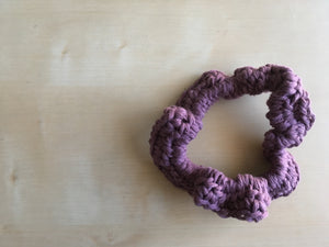 Ashes Scrunchie