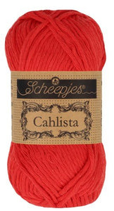 Cahlista 115 Hot Red