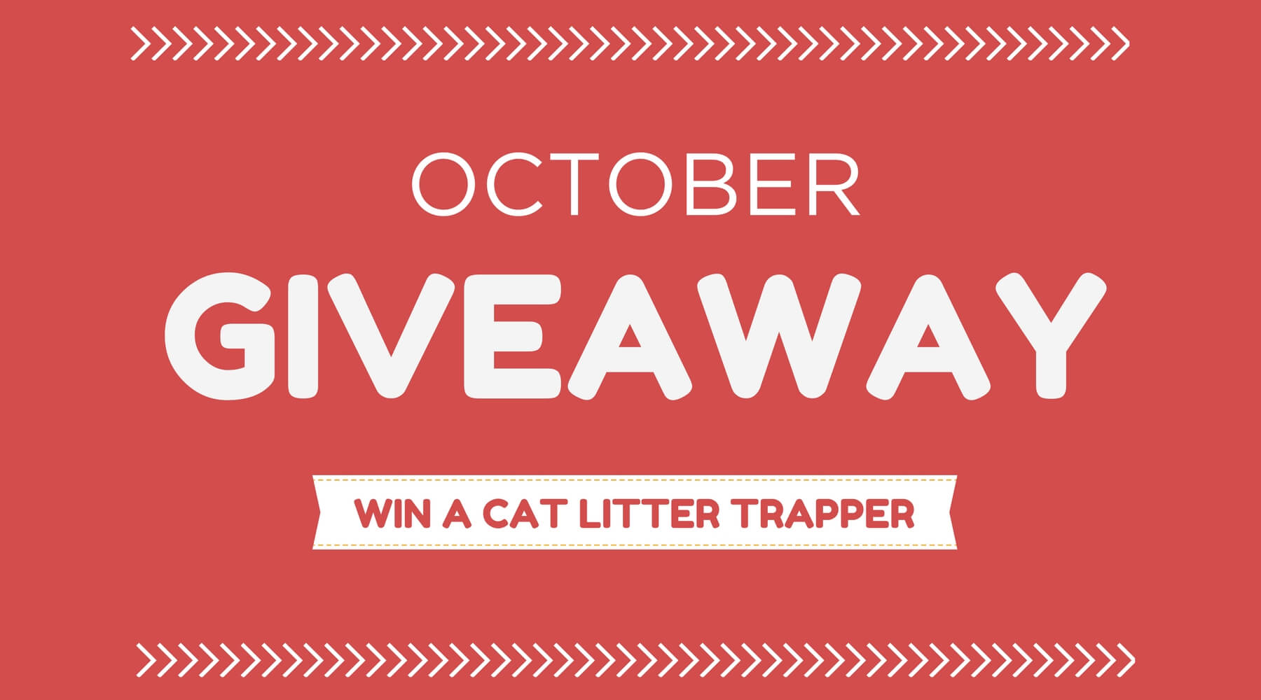 Participate in our October giveaway