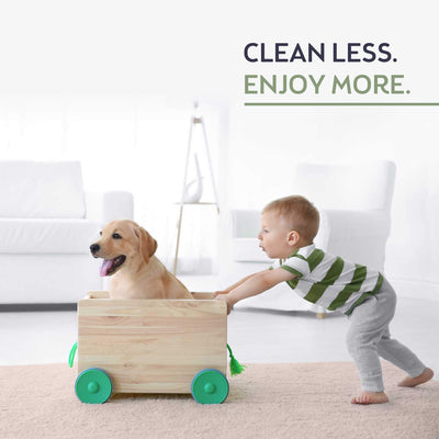 Enzyme Powered Pet Odor and Stain Remover