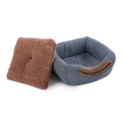 2-in-1 Cat Cube & Bed