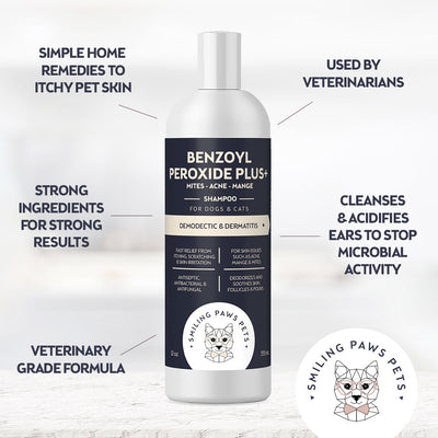 cats and dogs antifungal shampoo