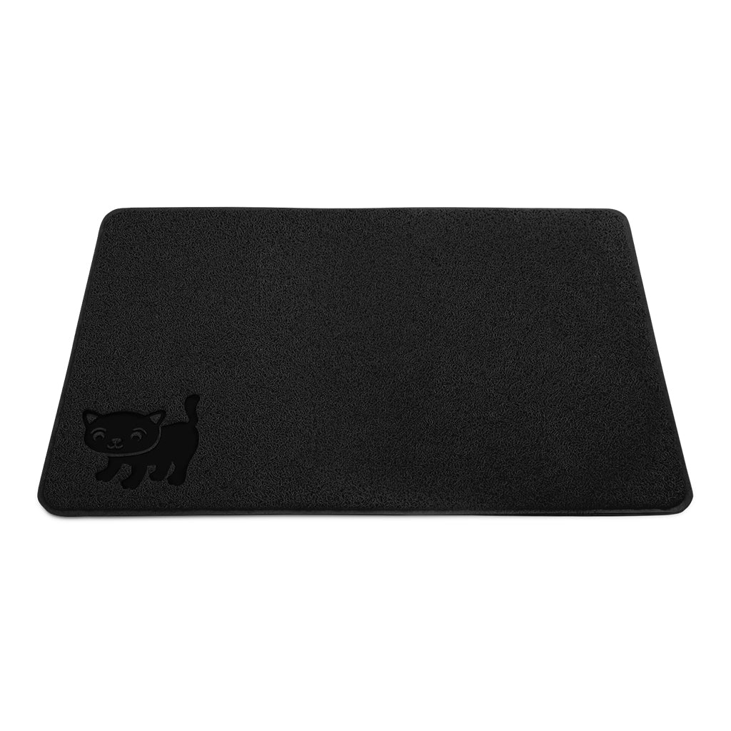 Cat Litter Mat [Black]