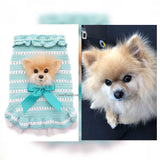 Pomeranian Dog Sweater Portrait Custom, Dog Selfie Sweater Personalized 3D47