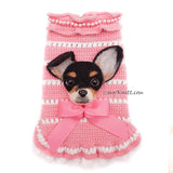 Chihuahua Selfie Dress Crochet by Myknitt