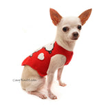 Snoopy Costume for Dogs by Myknitt Designer Dog Clothes