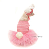 Pink Dog Clothes Cute Designer Dog Clothes Myknitt