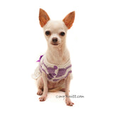 Cute Chihuahua Clothes DIY by Myknitt