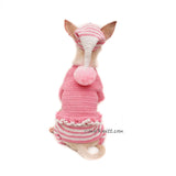 Pink Pajama for Pets by Myknitt