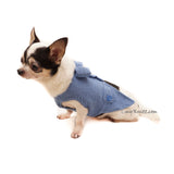 Dog Wedding Bestman Clothes, Dog Tuxedo Custom Myknitt