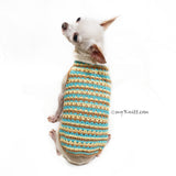Lightweight Cotton Dog Shirt by Myknitt