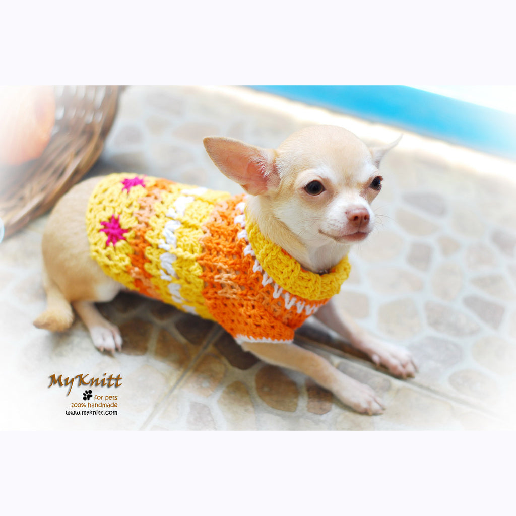Summer Breeze Dog Clothing Cute Chihuahua Clothes DK811