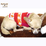 Chihuahua Clothes by Myknitt Designer Dog Clothes