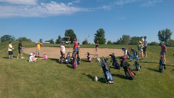 Junior Membership At the Ottawa Valley's Friendliest Golf Course