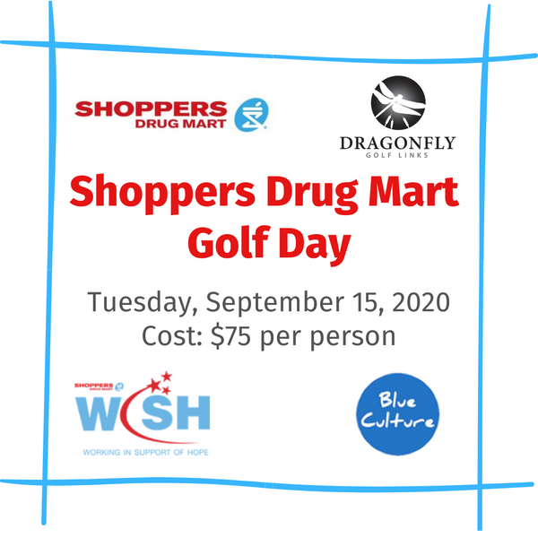 Shoppers Drug Mart Golf Day Registration 2020