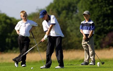 Three-Day Junior Golf Camp - July 2nd – 4th