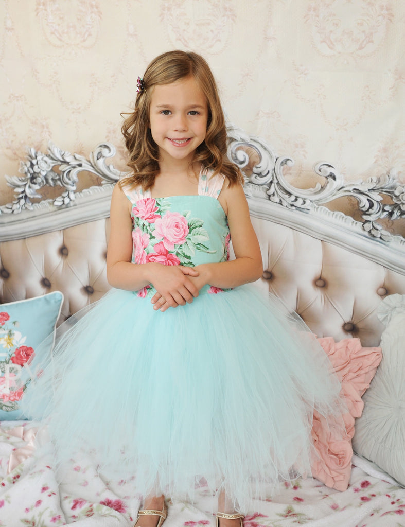 Garden Sprite Easy Girls Fairy Tutu Dress Free PDF Sewing Pattern ...