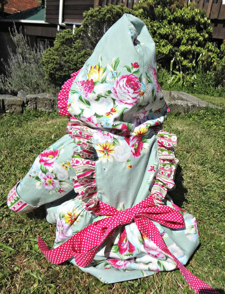 Secret Garden Girls Coat PDF Sewing Patttern