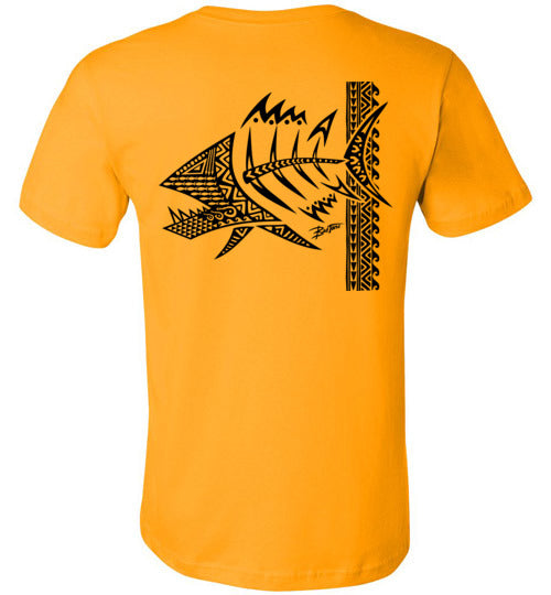 FIVE MOKES KALUA PIG AND FRIES T-SHIRT