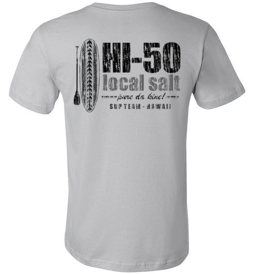 Bad Tuna T-shirt Co. HI-50 LOCAL SALT SUP TEAM HAWAII TEE hi-50 local salt