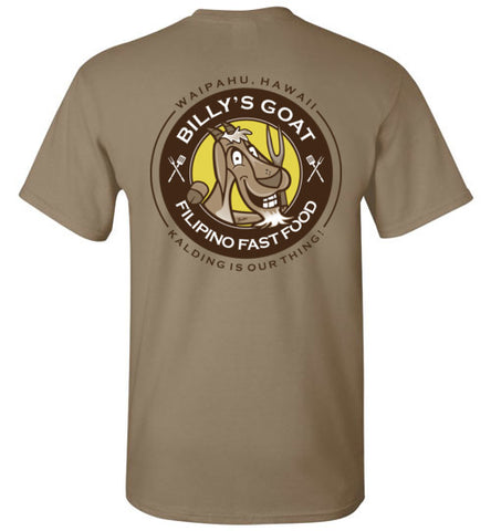 BILLY'S GOAT FILIPINO FAST FOOD TEE