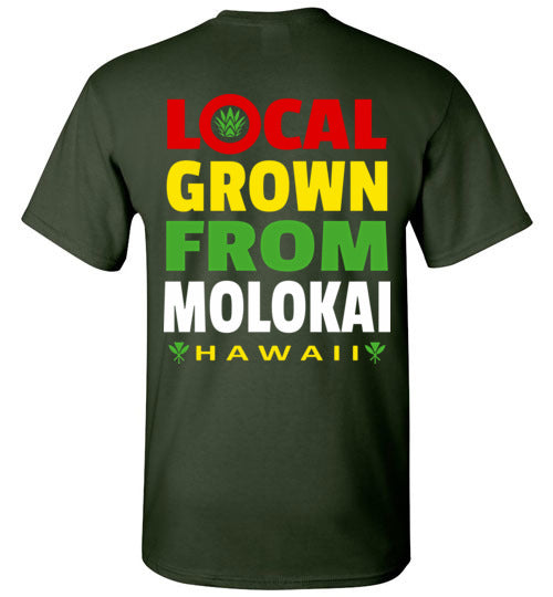 LOCAL GROWN FROM MOLOKAI T-SHIRT