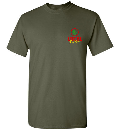 DA 9TH ISLAND LAS VEGAS HAWAII T-SHIRT