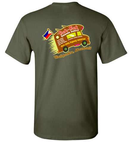 THE BOK BOK FOOD TRUCK T-SHIRT