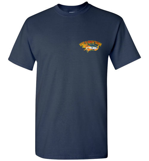 HONOLULU HOT & SPICY TUNA T-SHIRT