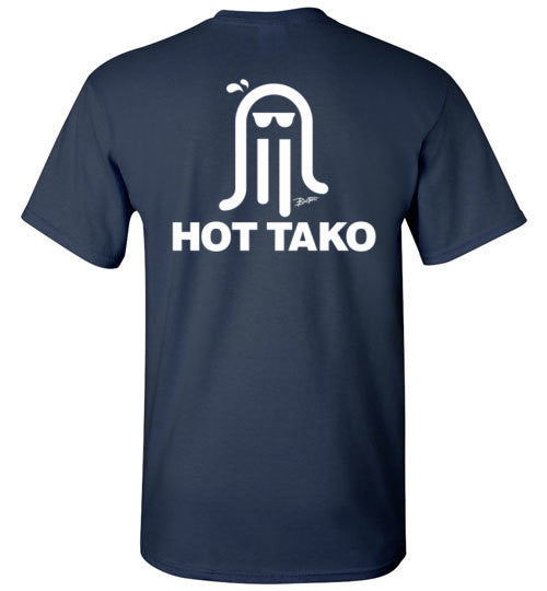 Bad Tuna T-shirt Co. HOT TAKO T-SHIRT badtuna