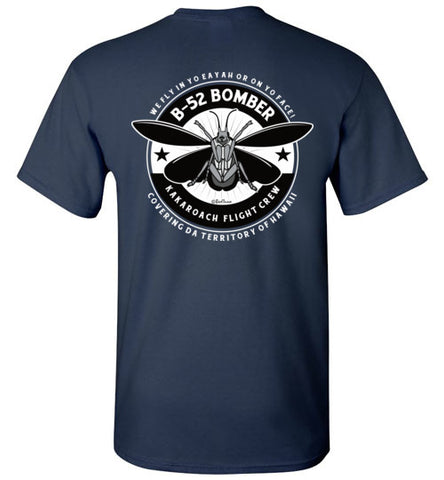 B-52 KAKAROACH FLIGHT CREW T-SHIRT