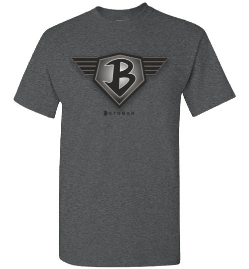 THE BOTO MAN SUPERHERO T-SHIRT