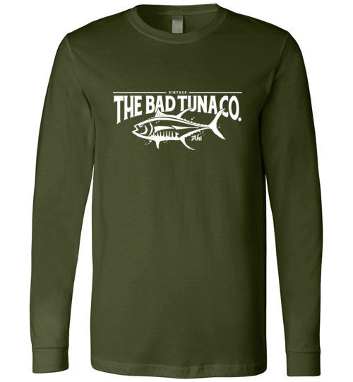 BAD TUNA VINTAGE AHI LONG SLEEVE T-SHIRT