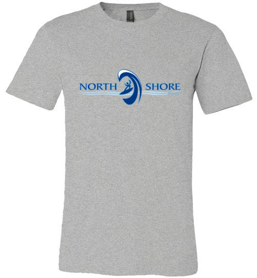 Bad Tuna T-shirt Co. NORTH SHORE LOCAL SALT SURF T-SHIRT hi-50 local salt