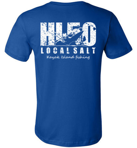 HI-50 KAYAK ISLAND FISHING TSHIRT