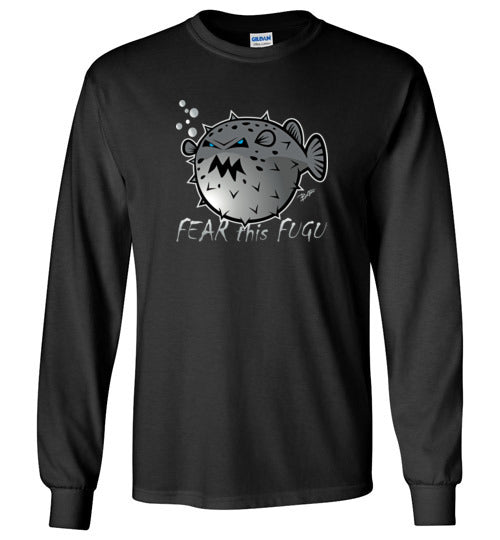 FEAR THIS FUGU T-SHIRT