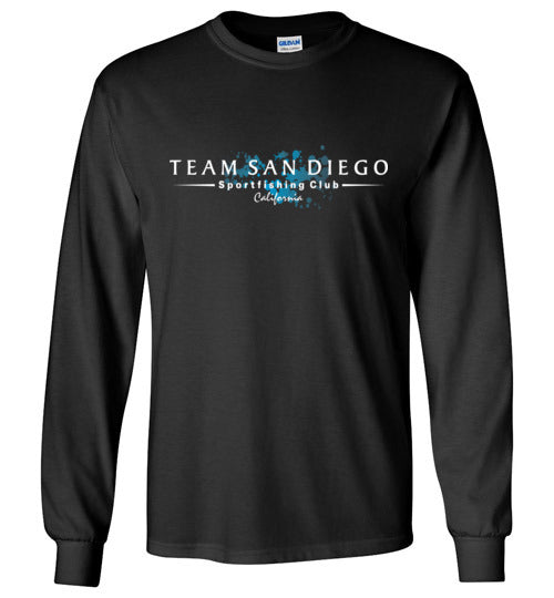 BAD TUNA SAN DIEGO SPORTFISHING CLUB T-SHIRT