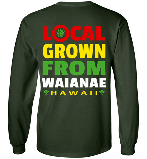 LOCAL GROWN FROM WAIANAE T-SHIRT