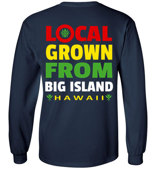 LOCAL GROWN FROM BIG ISLAND T-SHIRT