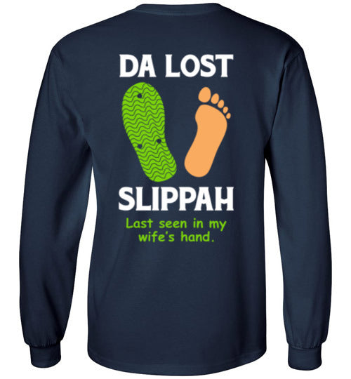 HI-50 LOST SLIPPAH T-SHIRT