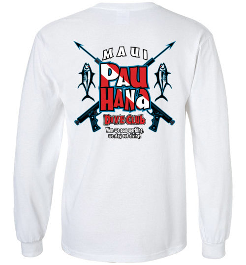 MAUI PAU HANA DIVE CLUB T-SHIRT