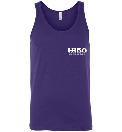 COVID 19 MAHALO AWARENESS, HI-50 TANK TOPS