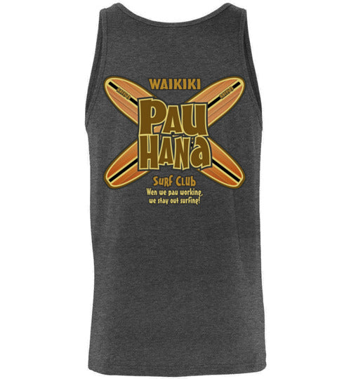 WAIKIKI PAU HANA SURF CLUB T-SHIRT