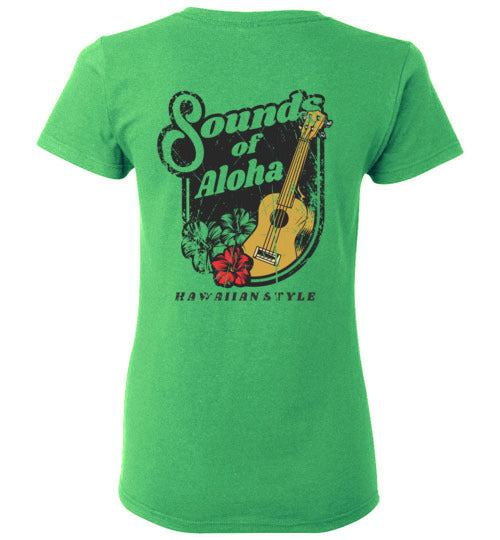 HI-50 SOUNDS OF ALOHA T-SHIRT