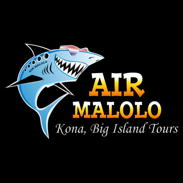 AIR MALOLO FLYING SHARKS TEE